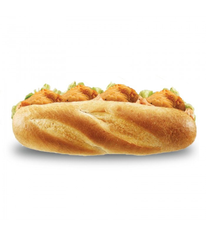 CHICKEN NUGGETS BAGUETTE