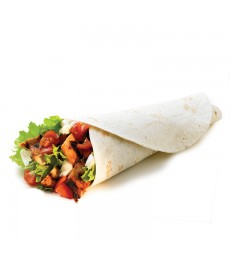 CHICKEN PIRI PIRI WRAP